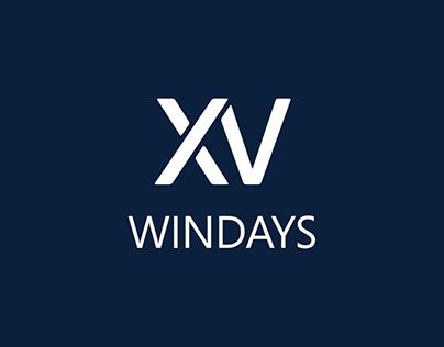 Microsoft WinDays15 - Conference Creative