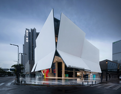 iADC Design Museum, Rocco Design Architects Associates