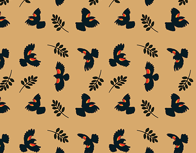 Patterns Generated in Adobe Illustrator