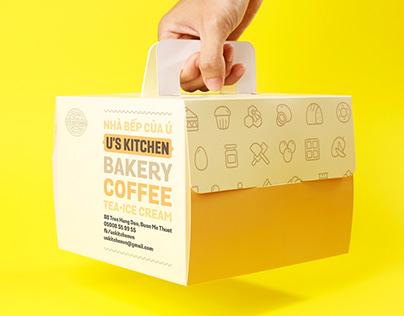 U's Kitchen Brand Identity
