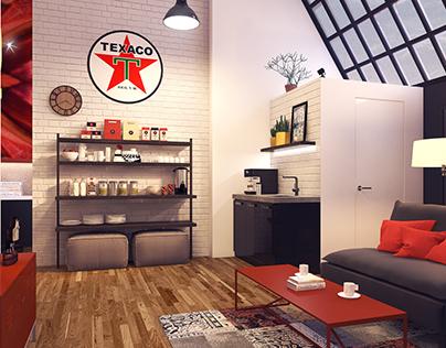 Red Sky Office Overhaull