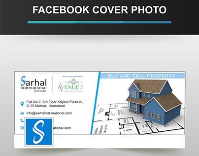 Facebook Cover Design | Sarhal International | Avenue 3