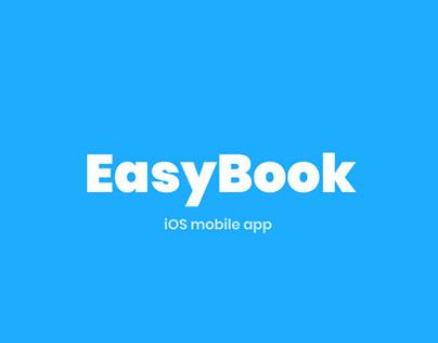 EASYBOOK®— iOS APP DESIGN 2020