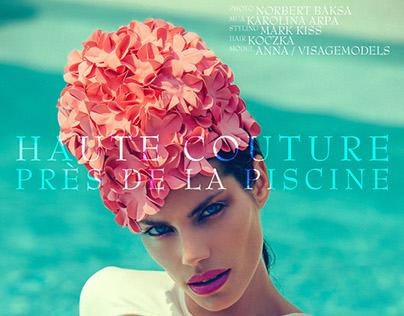 Haute Couture Pres De La Piscine