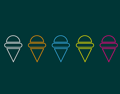 Ice Cream - Colors