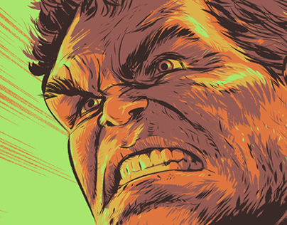 Avengers Age of Ultron: I'm always angry