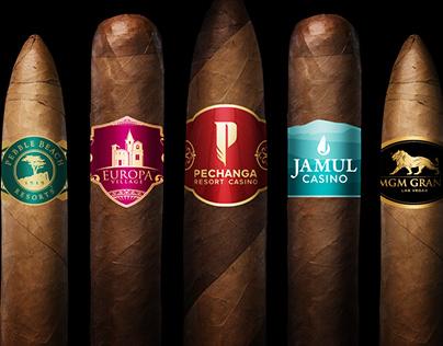 Payne-Mason - CoBranding Cigar Bands