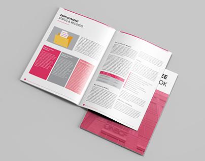 Editorial/Layout   Employee Handbook