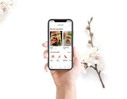 I Love Sushi App