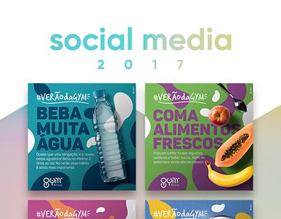 Social Media | GYM Fitness Academia