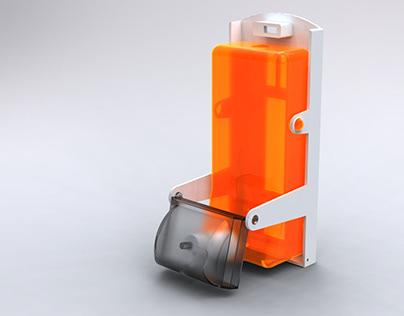 Dispenser de jabon - PlasticosLM