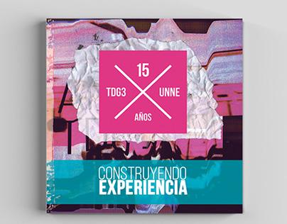Editorial / 15 años taller de diseño gráfico III - UNNE