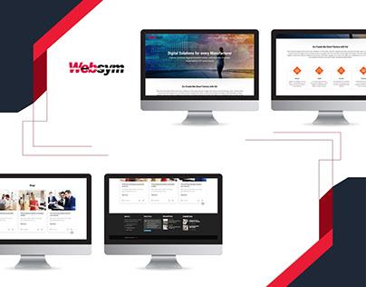 Websym Website design