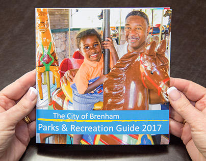 City of Brenham, TX - Parks Guide 2017