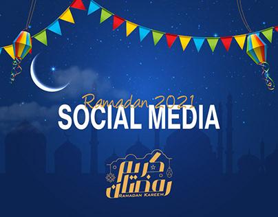 Social Media | Smart Home (Ramadan Offers)