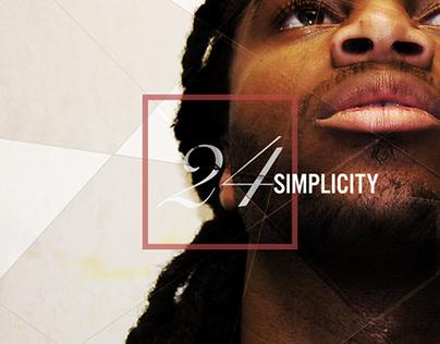 Simplicity Album Cover