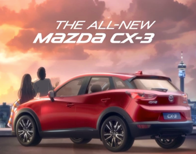 Mazda CX-3 TVC