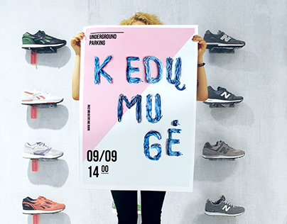 Sneaker Fair Poster