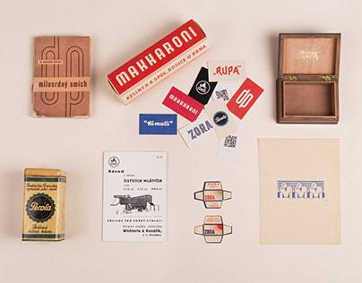 Historic brandmarks in motion