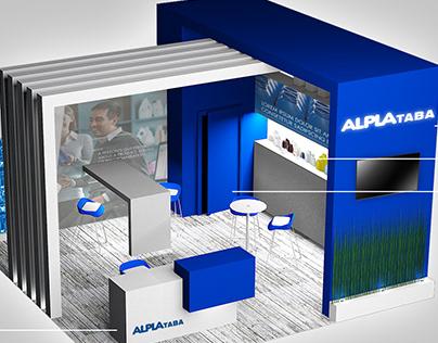 Alpla Taba Booth