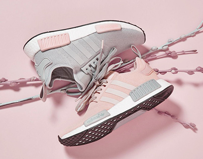 NMD WMNS R1 - Vapour Pink Pack