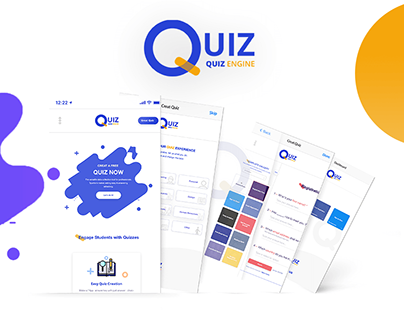 Quiz Engine App