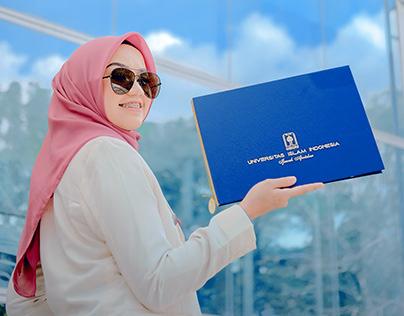 Graduation UII - Yogyakarta
