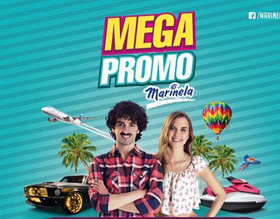 Campaña Mega Promo Marinela