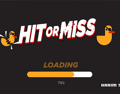 Hit or Miss - Motion graphics