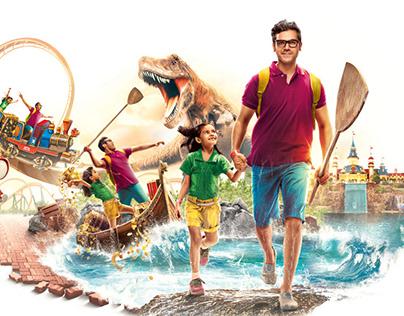 ADLABS IMAGICA (Theme park) 2015