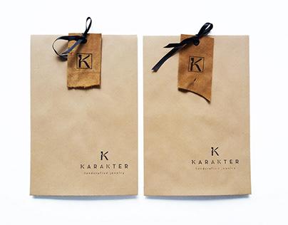 Karakter Studio - Logo and business card
