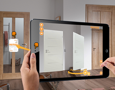Herholz Augmented Reality app