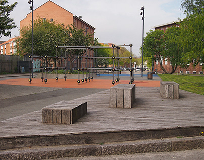 THE KRAKAS PLADS PROJECT