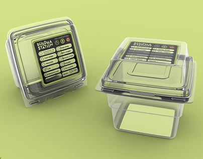 TILTON - Projet d'emballage compostable