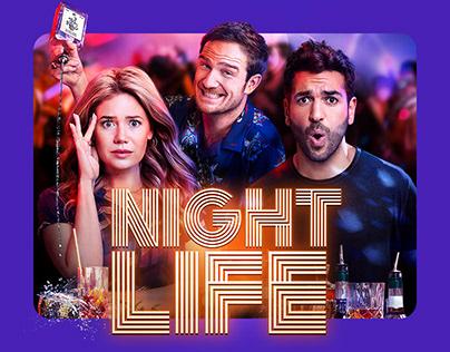 Nightlife - Social Media