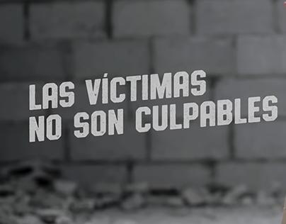 Las víctimas no son culpables - Holcim Fuerte