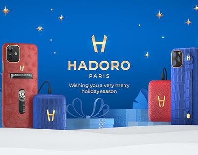 Hadoro Holiday Season Greeting