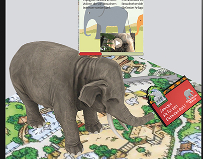 Zoo Münster Augmented Reality App