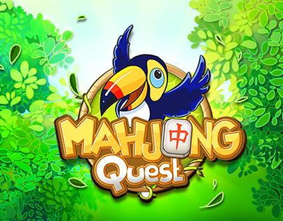 Mahjong! Game UI and Art