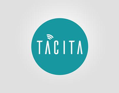 TÁCITA - Web Site/Logo/Visual ID