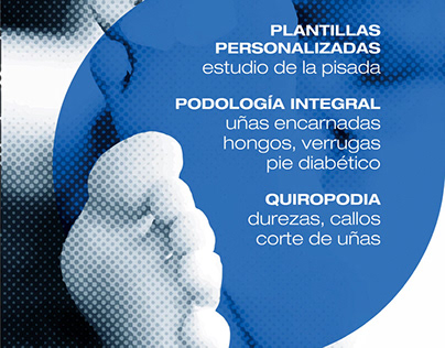 Rotulación Clínica Podológica