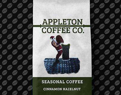 Appleton Coffee - Cinnamon Hazelnut (Seasonal Coffee)
