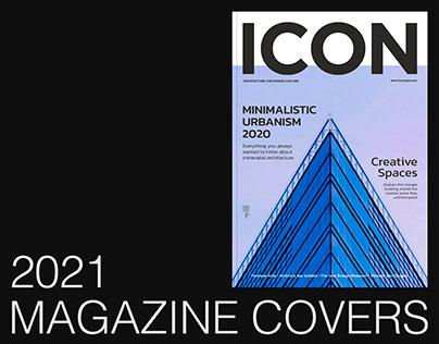 Magazine Covers /2021