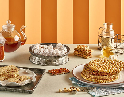exception pastry & Bakery moled campaign