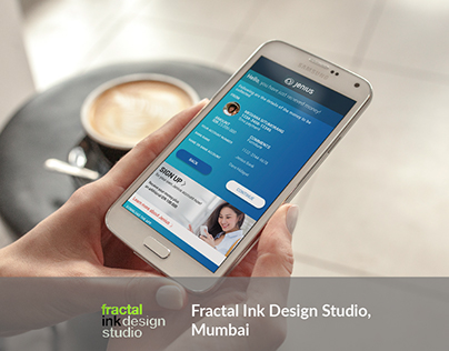 Fractal Ink Design Studio   Interaction Design