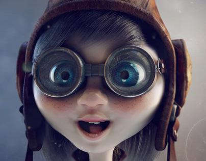 Avia girl