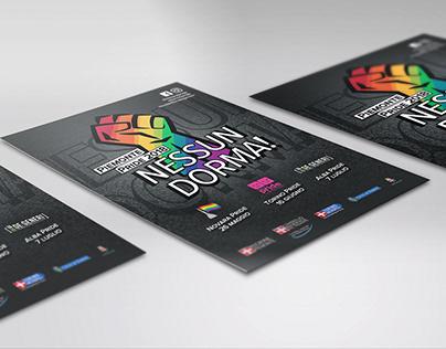 Piemonte Pride 2018 | Visual Design
