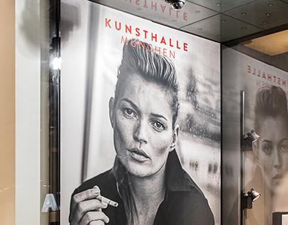Kunsthalle München – Branding