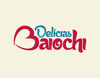 Delícias Baiochi   Identidade Visual