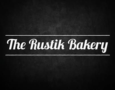 The Rustik Bakery - Branding